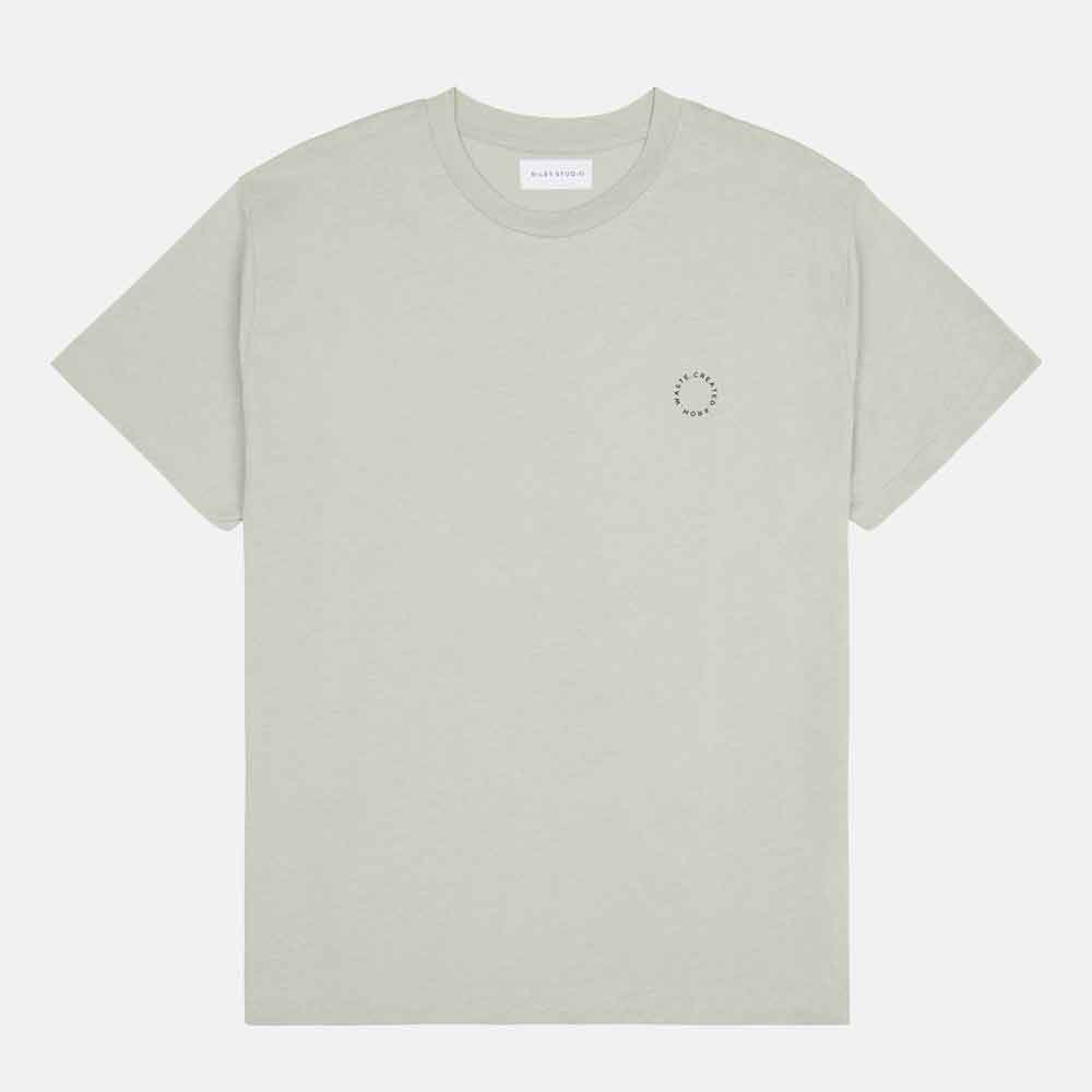 stone grey T-Shirt label STUDIO RILEY Project Earth TSHIRT BLOG ECOLOOKBOOK