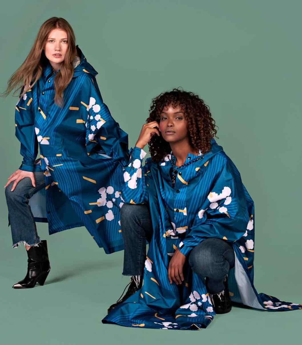 Rainkiss Regenjacken Raincoats Netherlands Sustainable nachhaltig ECOLOOKBOOK