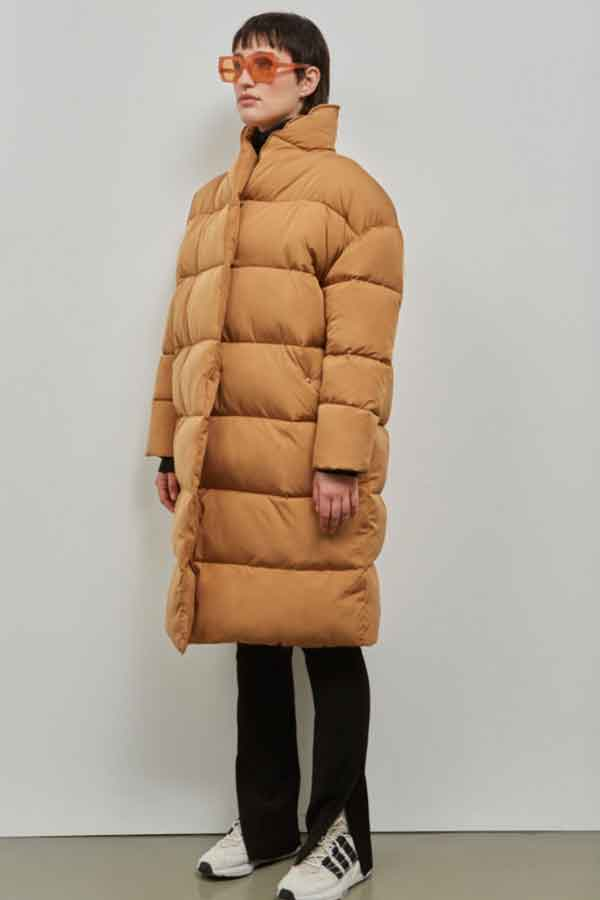 EMBASSY OF BRICKS AND LOGS ECOLOOKBOOK SUSTAINABLE VEGAN WINTER JACKETS COATS