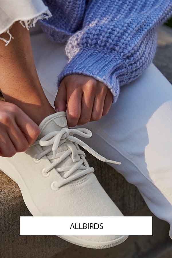 ALLBIRDS SUSTAINABLE FASHION BRAND USA ECOLOOKBOOK