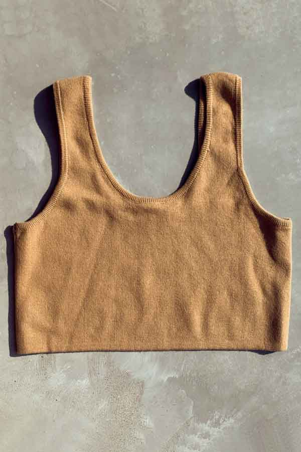 FLORENCE OWENS CROP TOP SHOP SUSTAINABLE FASHION MAY 2021 ECOLOOKBOOK