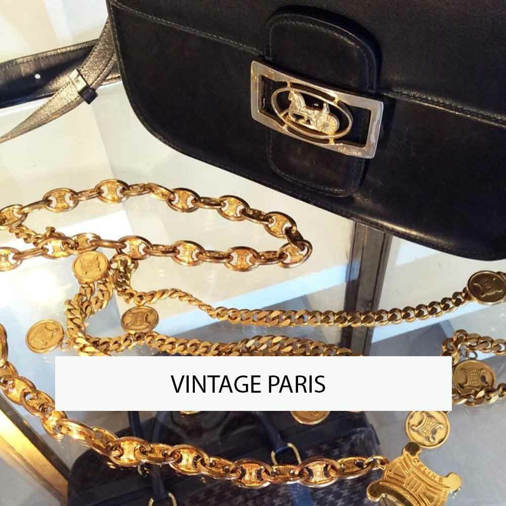 VINTAGE PARIS PRELOVED SECOND HAND LUXURY FASHION BAGS JEWELLERY FRANCE ECOLOOKBOOK